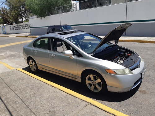 honda civic d ex sedan at 2006