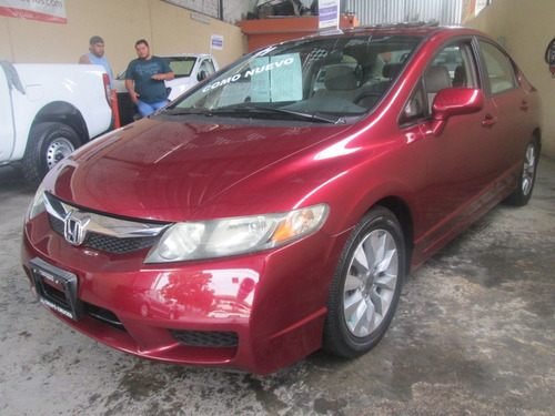 honda civic d ex sedan at 2011