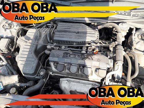 honda civic ex 1.6 2003/2003-sucata p/ retira peças