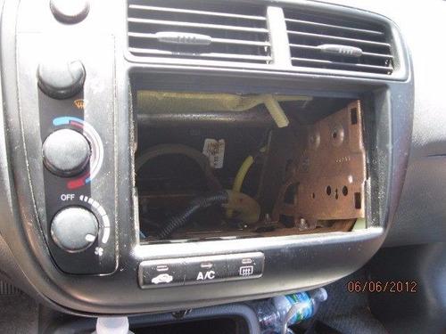 honda civic ex 96-98 1.6 yonkeado autopartes gonzalez refacc