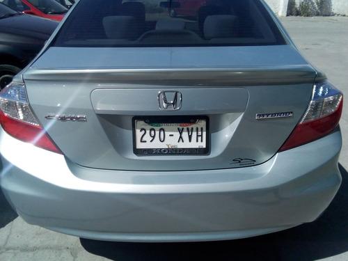 honda civic ex hybrid cvt 2012 1.3l aa ee mp3 b/a