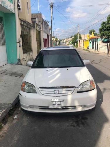 honda civic ex sedan 5vel mt 2002