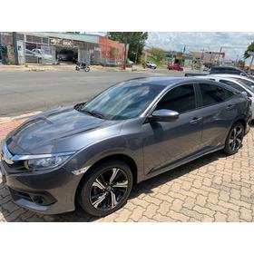 Honda Civic Exl 2.0 Flex 2017 Impecavel
