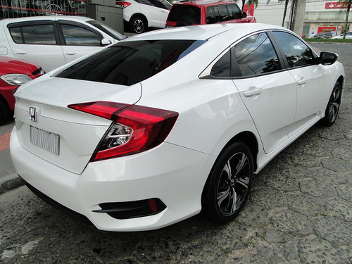 honda  civic  exl flex aut. 4p