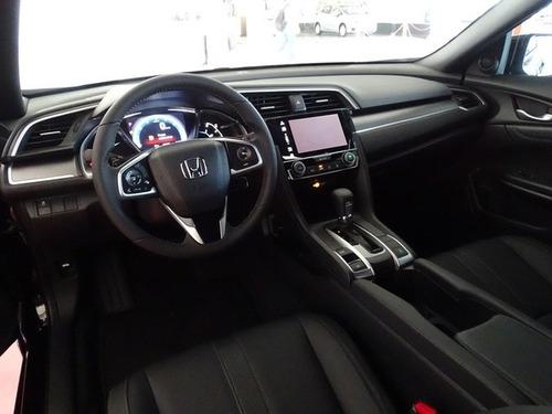 honda civic exl sed 2.0 16v flex autom completo 0km2018