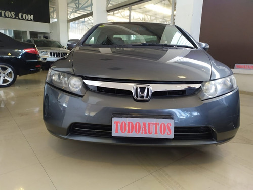 honda civic exs 1.8 automatico año 2006 color gris
