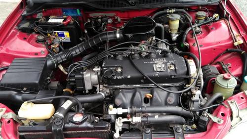 honda civic hatch 93