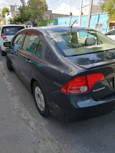 honda  civic  hibrido 2008