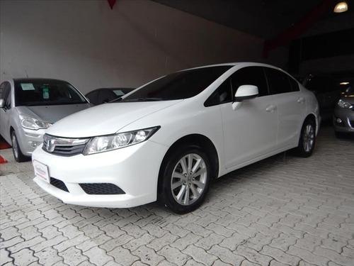 honda civic honda civic lxs 1.8 16v automático (flex) 2014