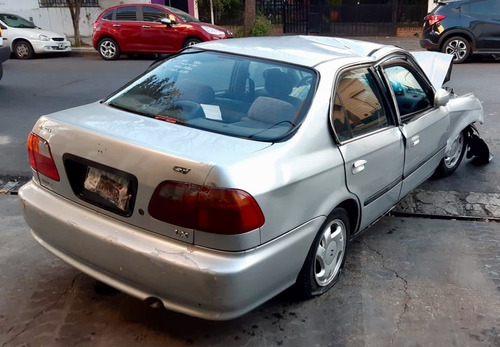 honda civic lx 1.6 2000
