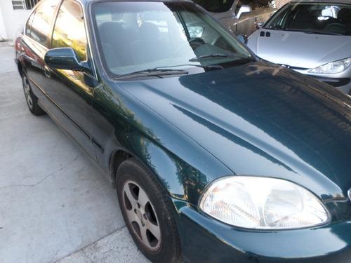 honda civic lx 1.6 automático 1998