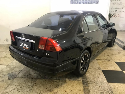 honda civic lx 1.7 2002