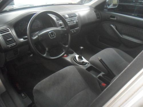 honda civic lx 1.7 mecanico 2003/2004