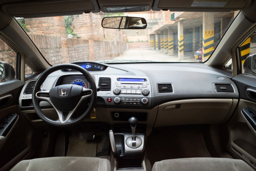 honda civic lx 1.8 automático 2010
