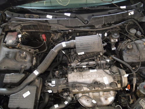 honda civic lx 1999 manual gasolina