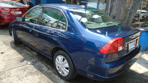 honda civic lx  2003  50%enganche