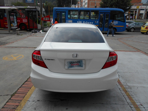 honda civic lx aut 2012 mbu 087