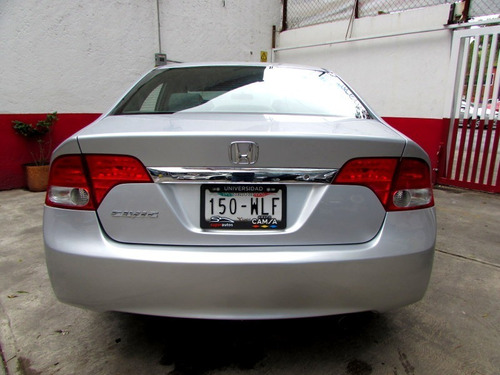 honda civic lx sedan at 2009