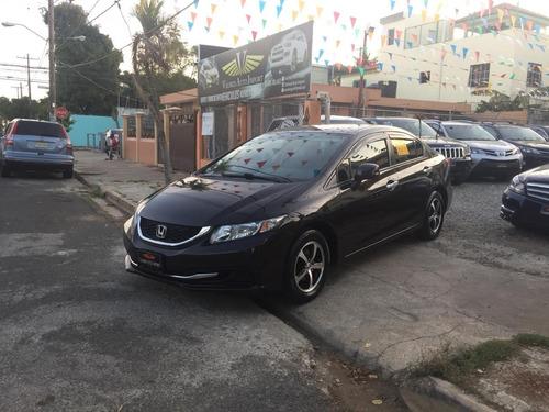 honda civic lx2013 clean car fax