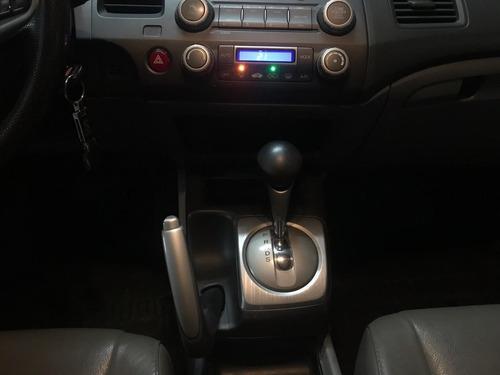 honda civic lxl 1.8 automatico 2011/2011