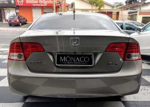 honda civic lxl 1.8 flex monaco automoveis