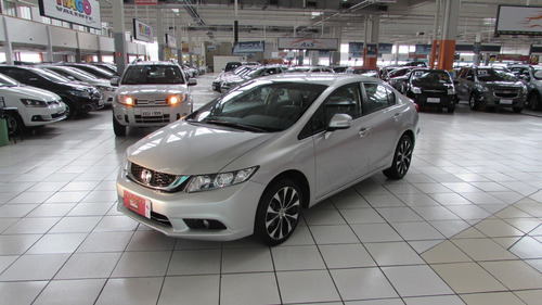 honda civic lxr 2.0 ano 2016