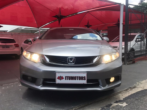 honda civic lxr 2.0 flex