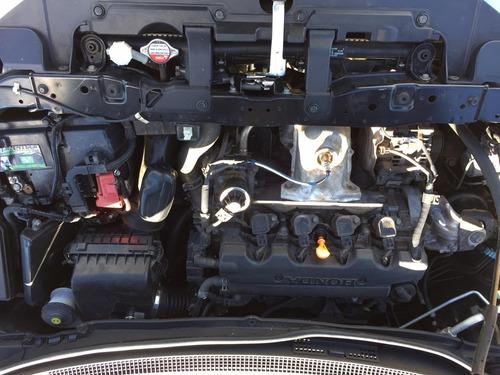 honda civic lxr 2014 motor 2.0 automático.