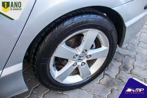 honda civic lxs 1.8 16v flex automatico 2008
