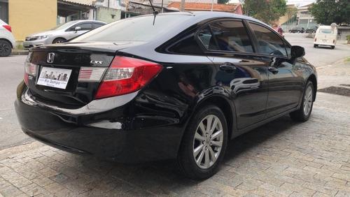honda civic lxs 1.8 2014 aut.