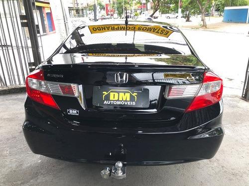honda civic lxs 1.8 2014 automático