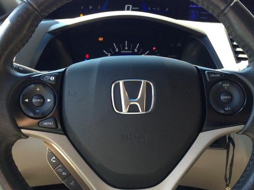 honda civic lxs 1.8 flex 2014 completo  (30 mil km)