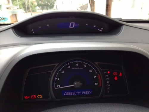 honda civic lxs 2008 16v flex