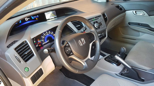 honda civic lxs 2014