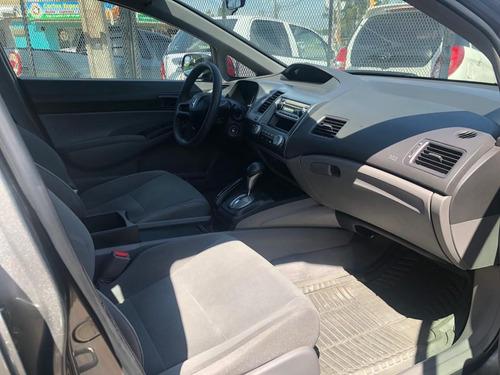 honda civic lxs autom. 8 airbag divino nuevo !!!! aerocar