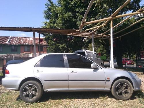 honda civic motor 1.5 1994 gris 4 puertas