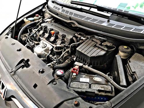 honda civic motor 1.8 2007 estandar negro coupe