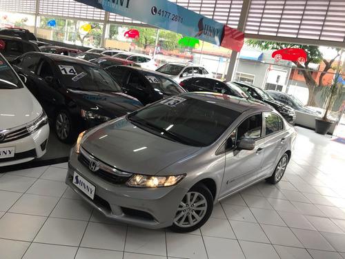 honda civic new  lxl 1.8 aut 2013