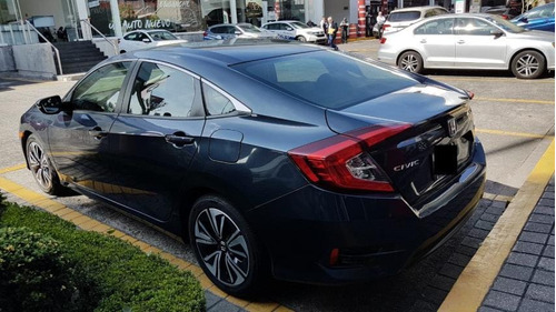 honda civic sedan 4p turbo plus sedan cvt 1.5t 174 hp piel