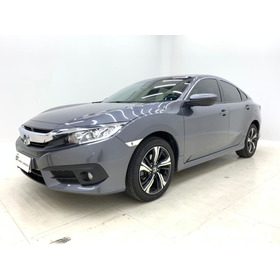 Honda Civic Sedan Exl 2.0 Flex 16v Aut.4p 2018/2018