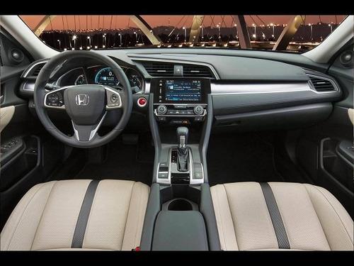 honda civic sedan exl 2.0 flex automático