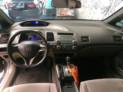 3 Honda Civic Sedan Lxs 1.8 16v Aut. 2007