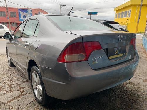 honda civic sedan lxs 1.8 flex 16v automático 2008 2008