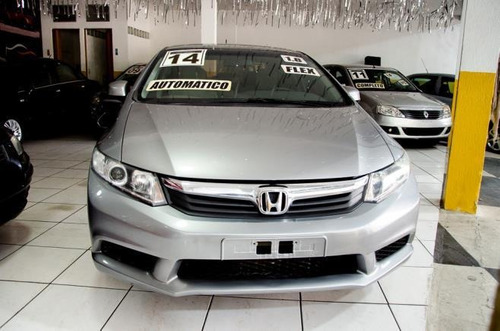 honda  civic sedan lxs 1.8 flex  aut. 4p
