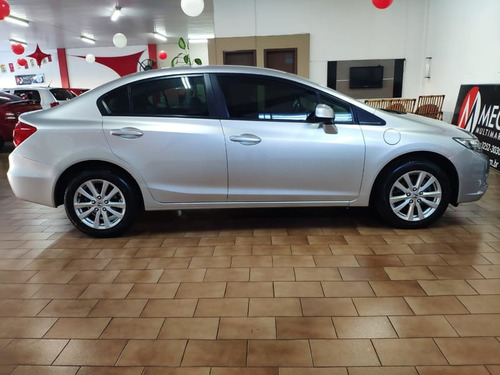 honda civic sedan lxs-at 1.8 16v(new)(flex) 4p  2013