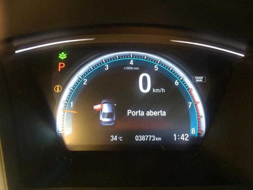 honda civic sedan touring 1.5 turbo 16v aut 4p 2017