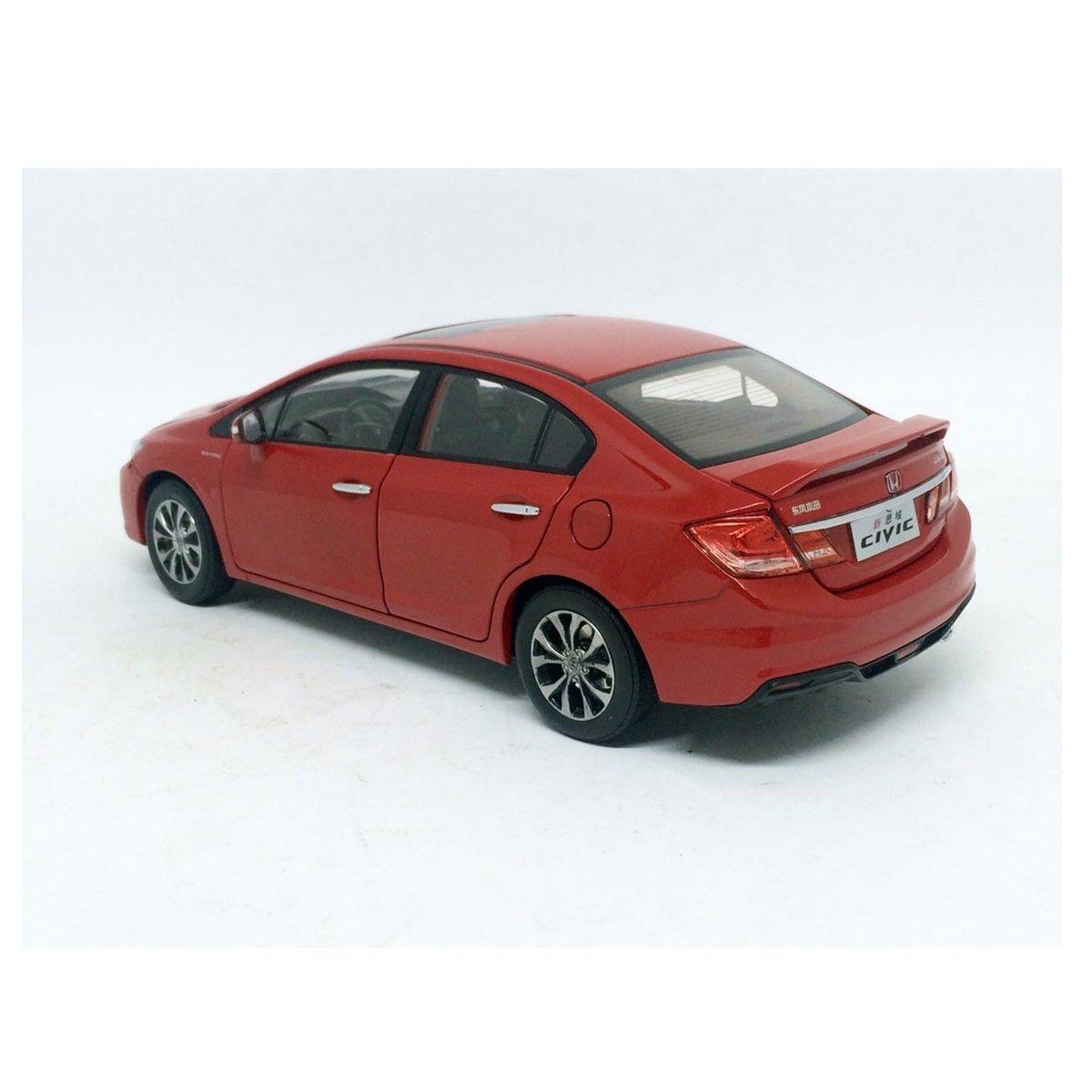 Honda Civic Si 2014 Vermelho 1:18 870015. Carregando Zoom.