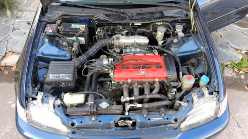 honda civic  si  sedan. motor 1.6(d16a9) doch