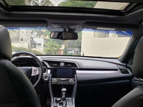 honda civic touring 1.5 16v turbo autom.cvt  4p 5900km 19/19