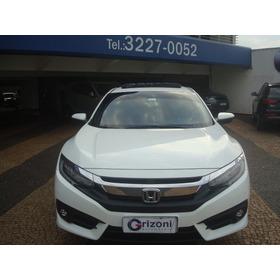 Honda Civic Touring 1.5 Automático Gasolina Teto